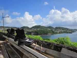 Boots - Police HQ, Grenada