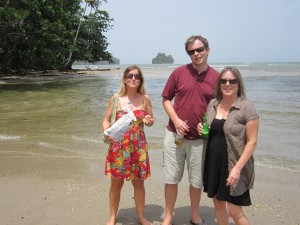 Saline Bay with Keith & Dina - North East Trinidad