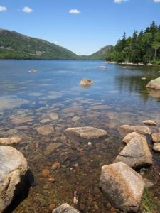 Jordan Lake, Acadia - Maine