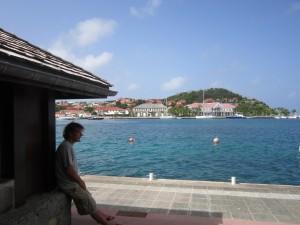 Port Gustavia - St. Barts